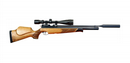Air Arms S400 Classic Precharged PCP Air Rifle - Walnut